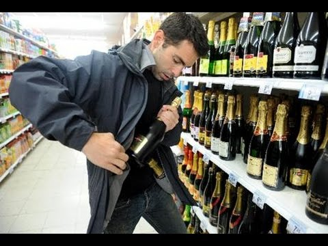 Stealing wine (Chinese way?) & get rich fast...