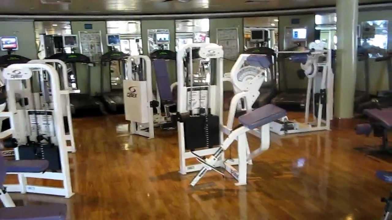 Norwegian Star Barong Fitness Center Youtube