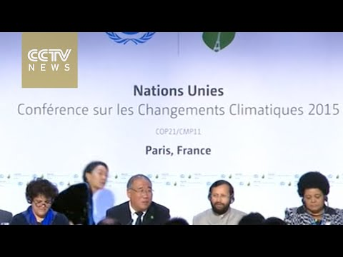 BASIC countries call for equitable climate agreement in Paris