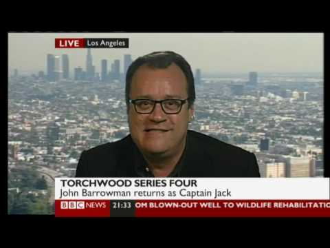 Russell T Davies Torchwood interview