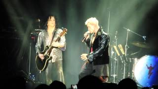 Billy Idol- White Wedding, Live @ Kings Park, Perth, Australia, 14.3.2015