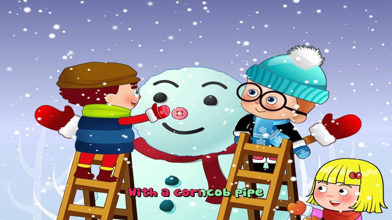 Uncategorized Frosty The Snowman Video frosty the snowman christmas songs 4k music video youtube video