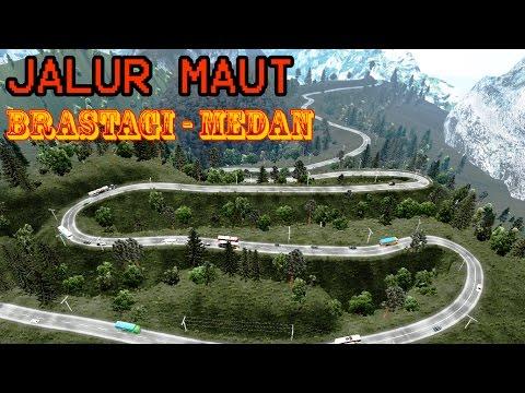 Lewati Jalur Maut || Full Karaoke || ETSS2 BUSMOD INDONESIA