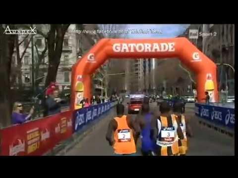 2015 Stramilano Half Marathon full race