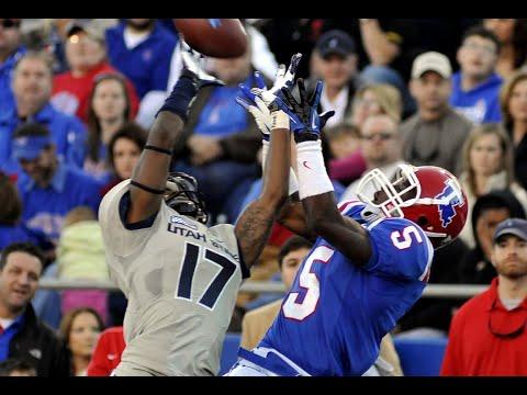 2012 Utah State vs. #19 Louisiana Tech Football (Full Game)