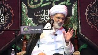 الشيخ زهير الدرورة - الأسباب التي أدت إلى صلح الإمام الحسن عليه السلام