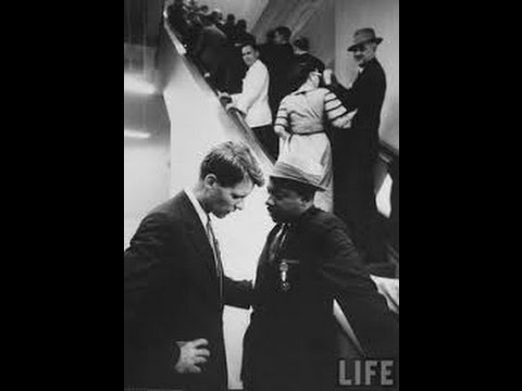 Bobby Kennedy Breaks News of Martin Luther King