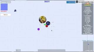 Agariot.com 13k! gameplay