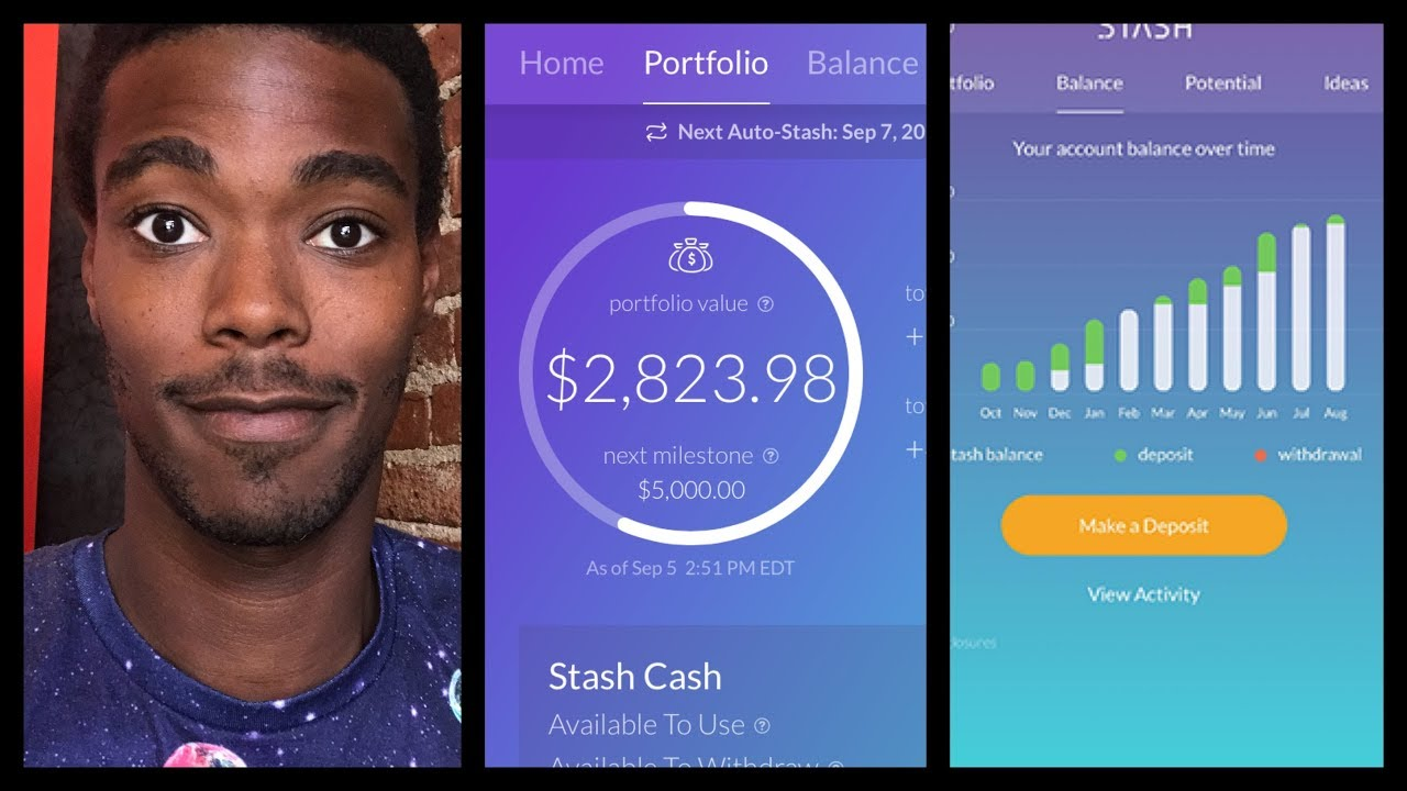 stash invest in cryptocurrency