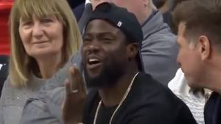 Kevin Hart TROLLING NBA Players!
