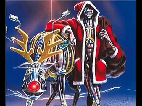Iron Maiden-Another rock and roll Christmas - YouTube