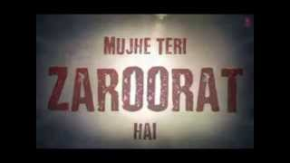 TERI ZAROORAT HAI SONG KARAOKE WITH LYRICS EK VILLAIN