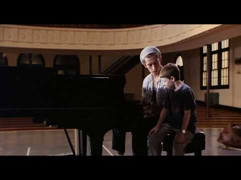 Little Man Tate Piano With Harry Connick Jr.