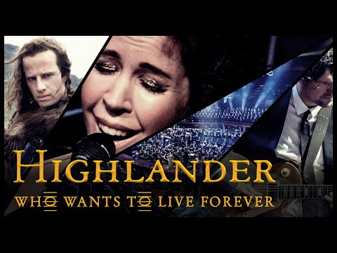 Highlander - WHO WANTS TO LIVE FOREVER // The Danish National Symphony Orchestra (LIVE)