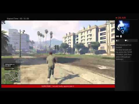Grand Theft Auto 5 Gameplay  Free Run