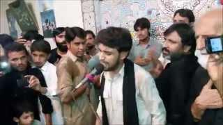 Zeeshan haider nohay 2015