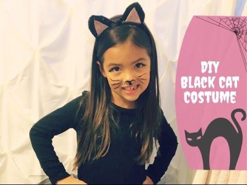Pin on Halloween  |Diy Kitty Costume Adult