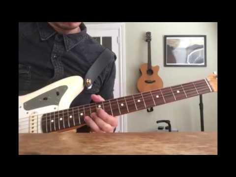 Mars Volta - Drunkship of Lanterns Sloppy Guitar Cover