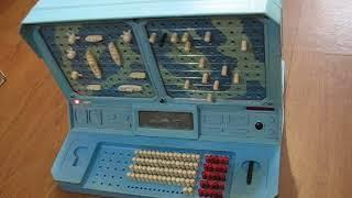 Морський бій - електронна часів СРСР настільна гра