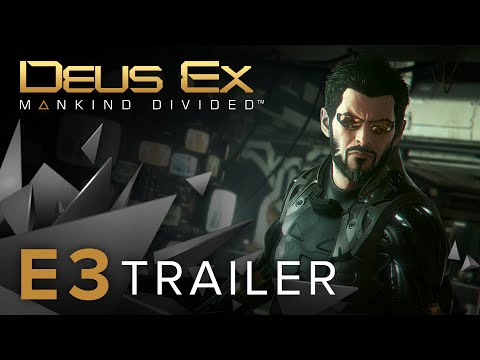 'Deus Ex: Mankind Divided' Brings Back Choice