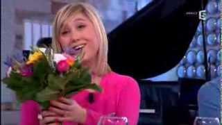 Bérengère Krief : comédies romantiques & hortensia (C à Vous)