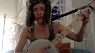 Banjo In Bed Session- Scarlet Town (Gillian Welch cover)