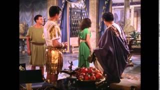 Quo Vadis (movie 1951) - Marcus, Petronias and Eunice
