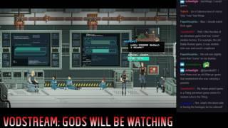Gods Will Be Watching // 1