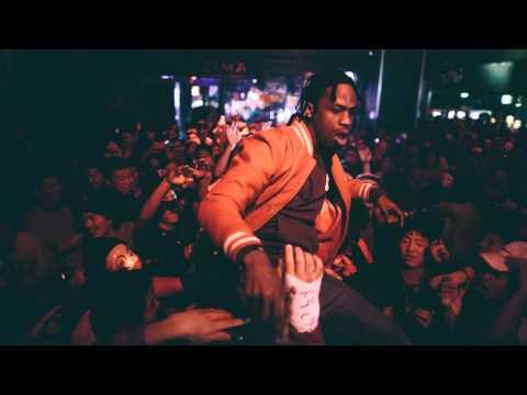 Travi$ Scott - Skyfall ft. Young Thug (RL Grime & Salva Remix)(Unreleased)