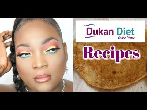 Dukan Diet Recipes: Oat Bran Galette
