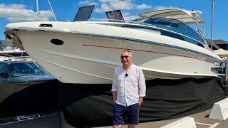 £300,000 Yacht Tour : Supermarine Spearfish 32