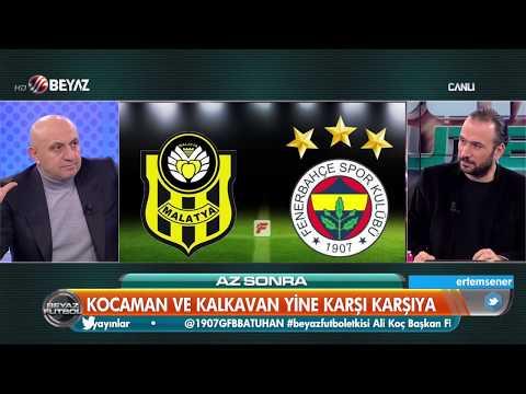 (..) Beyaz Futbol 10 Mart 2018 Kısım 3/4 - Beyaz TV