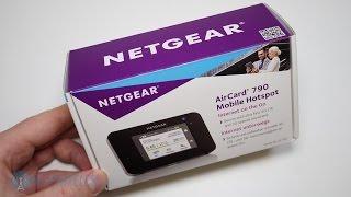 Netgear AirCard 790 Mobile LTE Advanced Hotspot