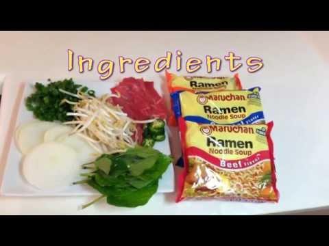 How To Make Vietnamese Beef Noodle Soup Reciepe - Ramen