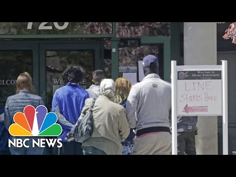 Millions Of Jobless Americans Lose Federal Pandemic Unemploy