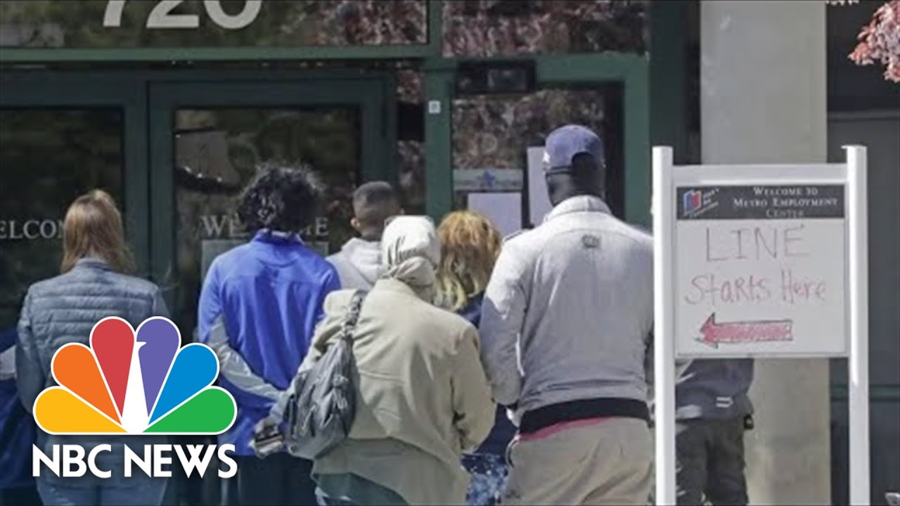 Download Millions Of Jobless Americans Lose Federal Pandemic Unemployment Aid