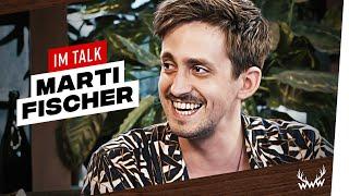 Promi-Imitationen, eigene (Porno-)Musik, TV-Karriere uvm. | Marti Fischer im Talk