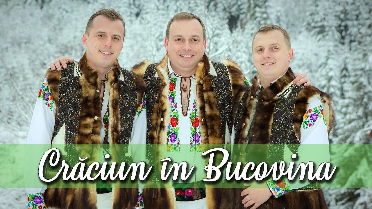 Fraţii Reuţ - Crăciun în Bucovina, Colinde traditionale
