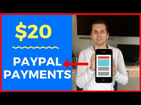 Earn $20 PayPal Payments 👉 For Testing Buttons **WORLDWIDE**
