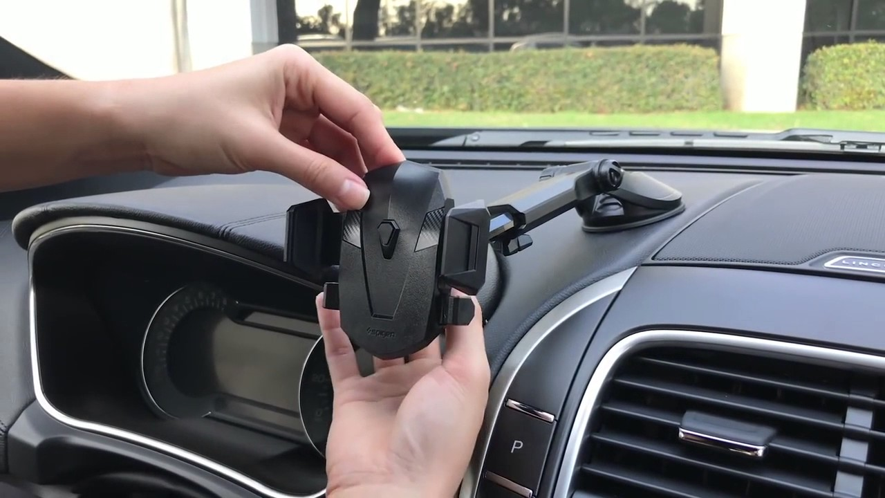 buy online 27e12 7a91a Spigen Kuel™ AP12T Car Mount Holder