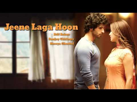 atif-aslam-ft.-shreya-ghoshal-[-jeene-laga-hoon-]-full-lyrics-full-song-🎼