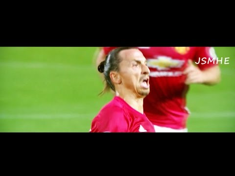 Zlatan Ibrahimovic - Brilliant Like a Fine Wine - Goals & Skills - Manchester United - 2016/2017