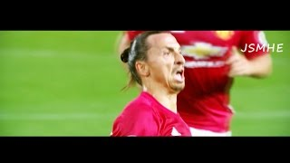Zlatan Ibrahimovic - Brilliant Like a Fine Wine - Goals & Skills - Manchester United - 2016/2017