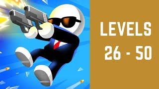 Johnny Trigger Game Walkthrough Level 26-50