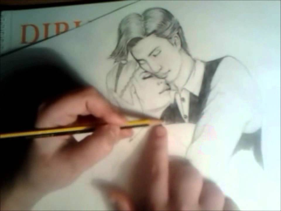 Worksheet. Dibujo ParejaCouple Drawing own creation  YouTube