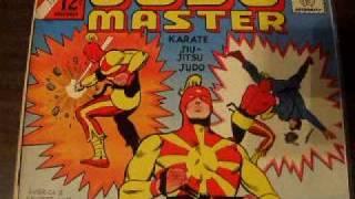 judomaster judo master comic 1965
