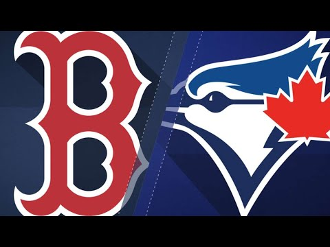 Martinez's 3 RBIs lead Red Sox to 5-3 win: 5/13/18