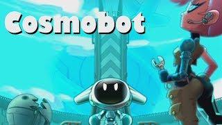Cosmobot – Hyper Jump - Ankama – Hyper Jump Walkthrough