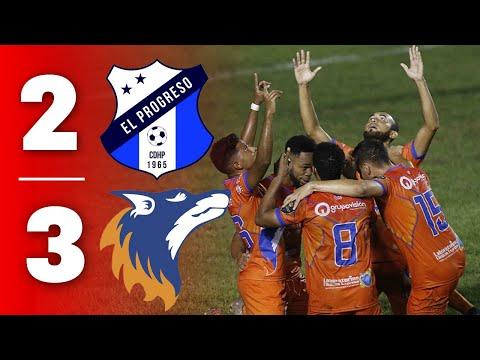 HONDURAS PROGRESO 2-3 UPNFM (GOLES) - Jornada 5 / Apertura 2020 (18-10-2020)