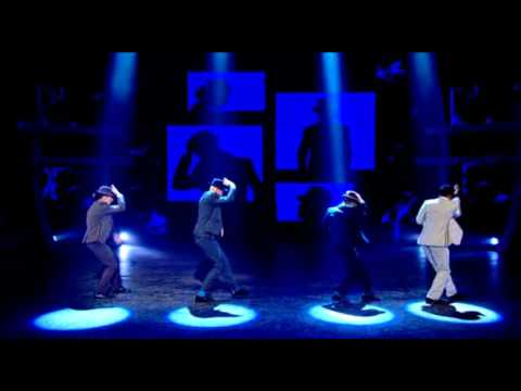 So You Think You Can Dance UK Guys Routine Week 6